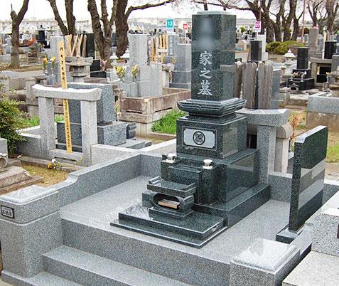 千葉市桜木霊園 4.3㎡ 和型